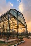 Parque de Lalbagh, Bangalore, la India fotografía de archivo