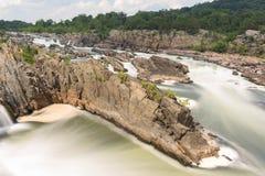 Parque de las grandes caídas Fotos de archivo libres de regalías