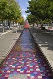 Parque de las naciones de Lisboa foto de archivo