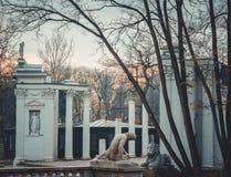 Parque de Lazienki Imagem de Stock Royalty Free