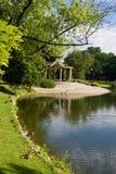 Parque de Lazienki fotos de stock royalty free