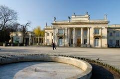 Parque de Lazienki imagens de stock royalty free