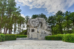 Parque de Lenin - La Habana, Cuba fotografía de archivo