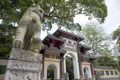 Parque de Liuhou, Liuzhou, China Foto de Stock