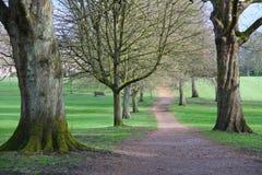 Parque de Londres Imagen de archivo
