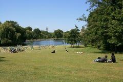 Parque de Londres imagen de archivo libre de regalías