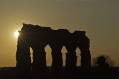 Parque de los acueductos Fotos de archivo libres de regalías