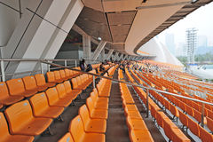 Parque de los Juegos Asiáticos de Haixinsha Fotos de archivo libres de regalías