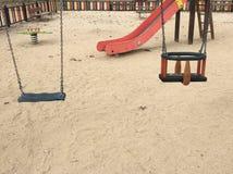 Parque de los niños Fotos de archivo