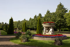 Parque de los regentes Imagenes de archivo