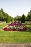 Parque de los regentes con muchas flores Imagen de archivo libre de regalías