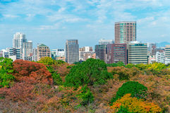 Parque de Maizuru Imagenes de archivo