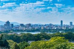 Parque de Maizuru Fotografía de archivo
