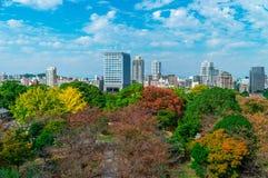 Parque de Maizuru Foto de archivo