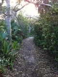 Parque de Melbourne, la Florida fotografía de archivo libre de regalías