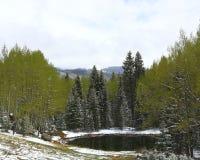 Parque de Mueller, Colorado foto de stock