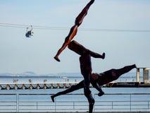 Parque de naciones, en Lisboa imagen de archivo libre de regalías