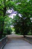 Parque de naturaleza Imágenes de archivo libres de regalías