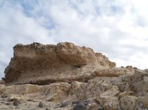 Parque de naturaleza Ajuy en Fuerteventura Fotografía de archivo libre de regalías