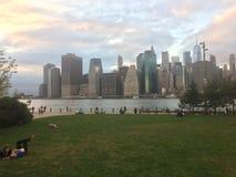 Parque de Nueva York imágenes de archivo libres de regalías