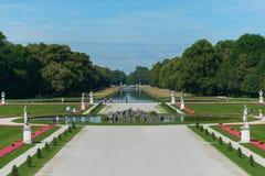 Parque de Nymphenburg Fotos de archivo libres de regalías