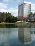 Parque de oficina Fotos de archivo