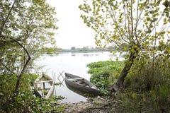Parque de Ois a Dinamarca ribeira Foto de Stock Royalty Free