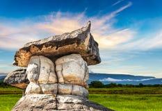 Parque de pedra natural Fotos de Stock Royalty Free