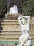Parque de Pedralbes Fotos de archivo