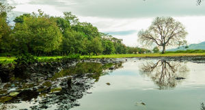 Parque de Phayeng Chakpa Hei-u Imágenes de archivo libres de regalías