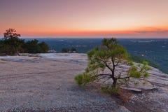 Parque de piedra de las montañas Fotografía de archivo