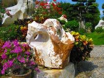 Parque de piedras en Pattaya Imagen de archivo
