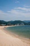 Parque de playa de Shenzhen Meisha Gold Coast Fotos de archivo libres de regalías
