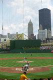 Parque de PNC - Pittsburgh fotos de archivo