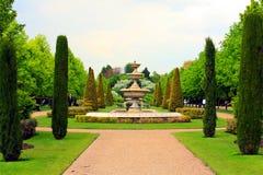 Parque de Queen Mary en primavera Imagenes de archivo