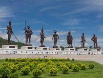 Parque de Ratchapak Foto de archivo