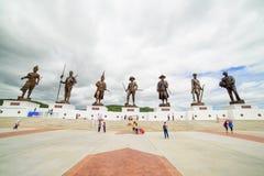 Parque de Ratchaphak imagen de archivo libre de regalías