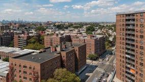 Parque de Rego, Queens Fotografía de archivo libre de regalías