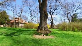 Parque de Rokov en Zagreb, Croacia
