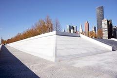 Parque de Roosevelt Four Freedoms, New York City Foto de archivo libre de regalías