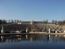 Parque de Sansouici fotos de archivo