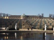 Parque de Sansouici imagenes de archivo
