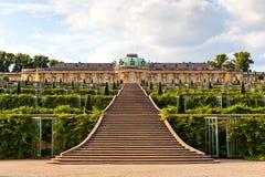 Parque de Sanssouci Fotos de Stock Royalty Free