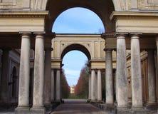 Parque de Sanssouci em Potsdam, Alemanha Imagens de Stock Royalty Free