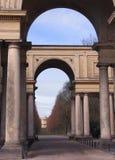 Parque de Sanssouci em Potsdam, Alemanha Foto de Stock Royalty Free