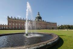 Parque de Sanssouci. Potsdam, Alemanha. fotografia de stock royalty free
