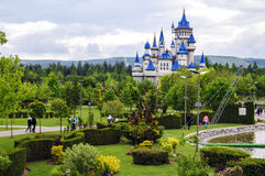 Parque de Sazova, Eskisehir, Turquía fotos de archivo