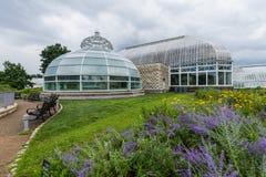 Parque de Schenley al lado de la universidad de estado de Pittsburgh en Pittsburgh, foto de archivo libre de regalías