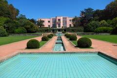 Parque de Serralves - Oporto - Viev Fotografía de archivo
