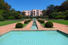 Parque de Serralves - Porto - Viev Fotografia de Stock